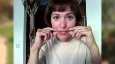 Facial yoga-Full lesson 2 - YouTube