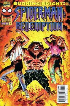 Spider-Man: Redemption # 4 by Mike Zeck & Bob McLeod