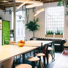 Bespoke furniture in cowork – Cool Office Space Office Space Decor, Cool Office Space, Bespoke Furniture, Startups, Furniture Making, Cubicles, Walls, Study, Technology