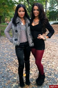all black and maroon on the right