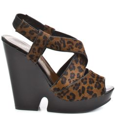 Guess What - Leopard Chinese Laundry