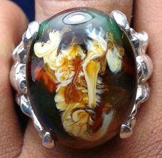 akik sakti: bermacam jenis akik                ... Opal Stone Price, Ruby Stone, Rocks And Gems, Food Design, Agates, Men's Jewelry, Gemstones, Crystals, Minerals