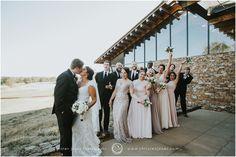 Wedding party photo || Memphis Wedding Photographer || Christen Jones Photographer