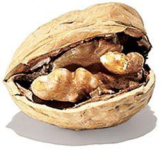 Die Lebensmittel mit den meisten Omega-3-Fettsäuren: Walnuss