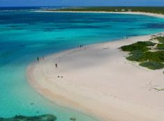 Just found a piece of paradise searching and using google earth. Loblolly Bay, Anegada, BVI