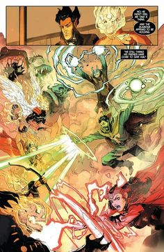 Marvel Comics Art, Marvel Heroes, Marvel Avengers, Doctor Strange Poster, Doc Strange, Comic Book Characters, Comic Character, Scarlet Witch Comic, Manga Anime
