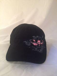 reputable site 1e82e ce530 Harley Davidson Womens Hat Black Adjustable Painters Cap  fashion  clothing   shoes  accessories