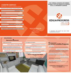 Brochure per azienda edile