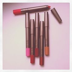 """Welcome ILIA Beauty #iliabeauty #lipstick #crayon"" Instagram photo by @dunjakara #lipstickcrayon"