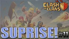 new clash of clans video hope you guys like my new series