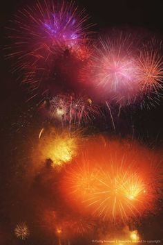 See the Fireworks at New London or the ones at Water's Edge from the Beach in OS