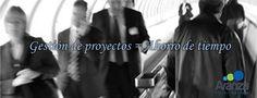 Aprende acerca de la Administración de Proyectos con nosotros, conoce nuestros cursos en www.avanzaproyectos.com