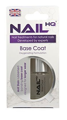 Nail HQ Base Coat 10 ml by Nail HQ *** Continue to the product at the image link. (This is an affiliate link) Nail Treatment, Base Coat, Image Link, Nails, Awesome, Check, Finger Nails, Ongles, Nail