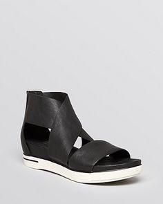 Eileen Fisher Platform Wedge Sandals - Sport | Bloomingdale's