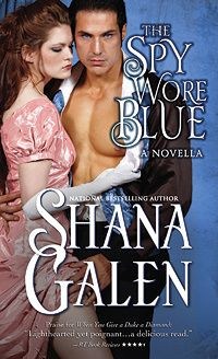 """Read """"Spy Wore Blue A Lord and Lady Spy Novella"""" by Shana Galen available from Rakuten Kobo. An exciting new novella in Shana Galen's popular Lord and Lady Spy series. Blue, an elite spy, tracks an assassin to Nap. Historical Romance Novels, Online Match, Opera Singers, Blue Books, I Love Reading, Book Authors, Bestselling Author, Spy, Book Worms"""