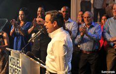Miguel Romero radica candidatura a presidir el PNP en San Juan