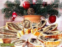 Náš gaštanový a orechový Vianočný závin