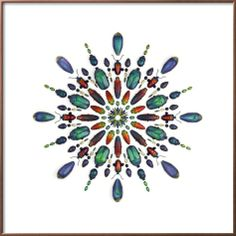 Prism 5 by Christopher Marley. Framed Photographic Print from Art.com, $344.99