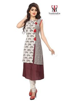 905eeda5de style : kurta Bust inches inches inches inches This is Regular Fit Kurti  can be use for Casual & Daily Wear