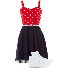 Untitled #212 by thedonutkitty on Polyvore featuring polyvore fashion style Converse