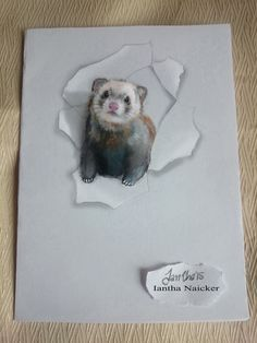 My Animal Drawings Try To Leap Off The Page | Bored Panda