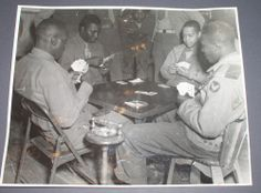 Original Tuskegee Airmen Photograph - Official US Army Air Forces Photograph