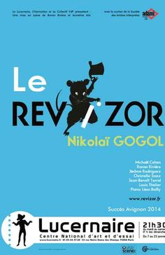Le Revizor: une pièce à l'humour corrosif signée Nikolaï Gogol