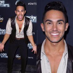 Carlos' week two night two look!