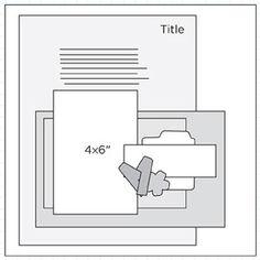 Scrapbook Page Sketch 224