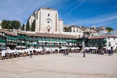 Plaza Mayor de Chinchón una de las 10 más bonitas de España. Quieres conocer el resto? Te dejamos el link en la bio: @sitiosdeespana   #Chinchón #Madrid #comunidaddemadrid #españa #spain #sitiosdeespana #sitiosdeespaña #sitiazodeespaña #plazamayor #plaza http://bit.ly/2qySS3s (en Chinchón)