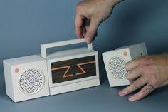 Love Hultén Designs the Most Beautiful Retro-Futuristic Devices - Design Milk