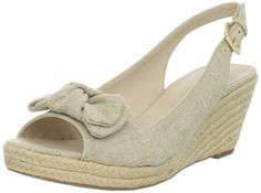 Amazon.com: Franco Sarto Women's L-Camino Wedge Sandal: Shoes