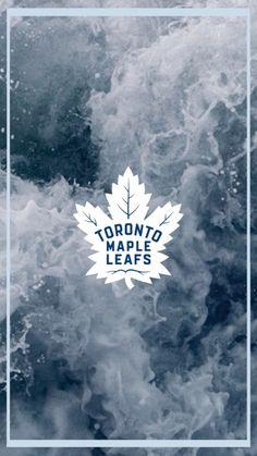 Toronto Maple Leafs Wallpaper, Wallpaper Toronto, Nhl Wallpaper, Funny Phone Wallpaper, Flyers Hockey, Hockey Mom, Ice Hockey, Hockey Girls, Hockey Players