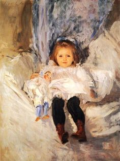Ruth Sears Bacon, by John Singer Sargent