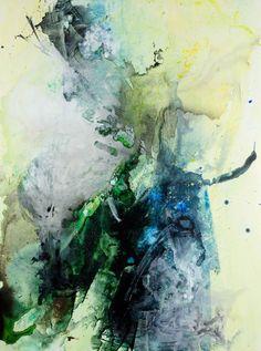 "Saatchi Art Artist Charlotte Corini; Painting, ""Nudge of the Past"" #art"