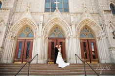 Deja Vu Photography | Kansas City | Guardian Angels Catholic Church  | Wedding Photos |