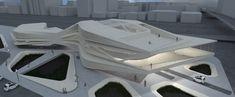 Santa Monica Car Showroom | Fajer AlQattan + John Torpy - Arch2O.com