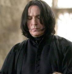 Life Isnt Fair, Alan Rickman Severus Snape, Severus Rogue, Love Me Harder, Twilight Pictures, Dark Lord, Harry Potter Characters, Half Blood, The Marauders
