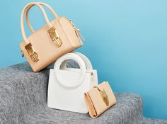 Handbags And Furniture Go Arm In Arm - OPENING CEREMONY