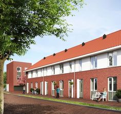 Woningtype B | Mon Ami, De nieuwste buurt in het Singelkwartier, Arnhem  Dura Vermeer Bouw en Ontwikkeling