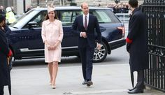 Duchess Kate Middleton looked pretty in pink as she celebrated Commonwealth Day. The occasion marked one of her last planned appearances prior to the Princess'