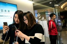 Chinese Phone Maker Bets Big With a Premium Price