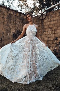 Adventurous Brides Will Love the New ICON Collection by Grace Loves Lace | Junebug Weddings