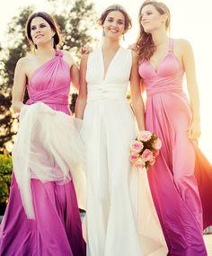 <center> 100 vestidos de novia y de invitada en 1 </center>   Las bodas de Marta