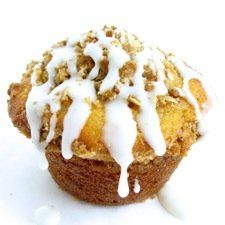 Simply Sinful Cinnamon Muffins - These muffins feature a luscious center of moist, rich cinnamon filling.