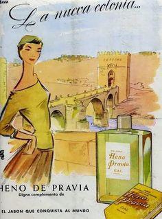 Heno de Pravia by GAL Eau de Cologne 100 ml | SPANISH SHOP ONLINE