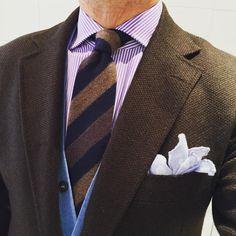 Parisian Gentleman: dirnelli:   #borrelli    #ootd #outfitoftheday...