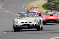 Ferrari 250 GTO (Chassis 4153GT - 2012 Le Mans Classic) High Resolution Image