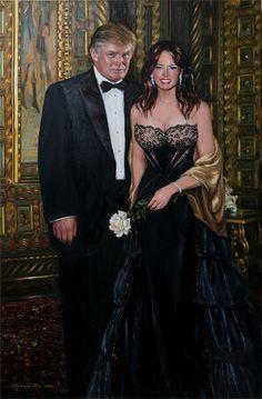 Lilya Karchikyan e il ritratto a Donald e Melania Trump Nel 2013 la Fondazione Unicorn Children ha donato a Donald e Melania Trump un ritratto della coppia eseguito dall'artista di origine ar… https://laterradihayk.com/2016/11/30/lilya-karchikyan-e-il-ritratto-a-donald-e-melania-trump/