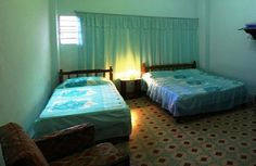 Detalle habitación 3 Cuba, Colonial, Bed, Furniture, Home Decor, Hotels, Decoration Home, Stream Bed, Room Decor
